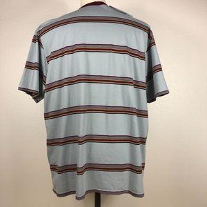 Tavik Shirts - NWT Tavik Norton Striped Tee XXL